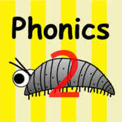 App Icon: Phonics Level 2