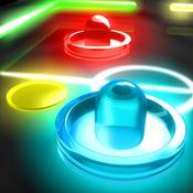 App Icon: Glow Hockey 2 FREE 2.2.9