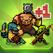 App Icon: Knights of Pen & Paper +1