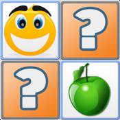 App Icon: MatchUp :Teste dein Gedächtnis