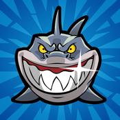 App Icon: Shark or Die FREE