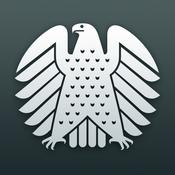 App Icon: Deutscher Bundestag
