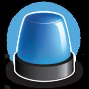 App Icon: BlauLicht & Sirenen - Polizei