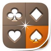 App Icon: ▻Kartenspiele 4.8