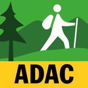 App Icon: ADAC Wanderführer Deutschland