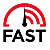 App Icon: FAST Speed Test