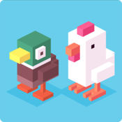 App Icon: Crossy Road