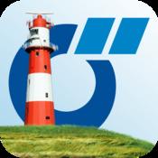 App Icon: Ostfriesland App – Reiseführer