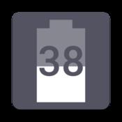App Icon: Akku-Prozentanzeige