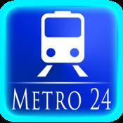 App Icon: Metro ★ Navigator