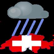 App Icon: Schweizer Wetterradar
