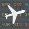 FlightBoard – Echtzeitstatus von Abflug- und Ankunftszeiten