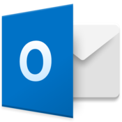 App Icon: Microsoft Outlook