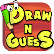 App Icon: Draw N Guess Multiplayer