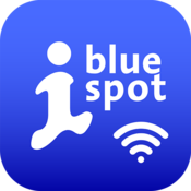 App Icon: bluespot City Guide