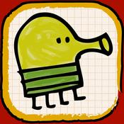App Icon: Doodle Jump FREE - BE WARNED: Insanely addictive 2.4