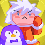 App Icon: Penguin Patrol