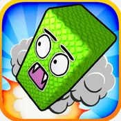 App Icon: A Monster Ate My Homework 2.0