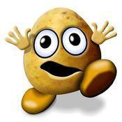 App Icon: POTATO PANIC - action runner fun game 3.3.0