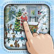 App Icon: Wimmelbuch Activity Book, Weihnachten 1.3