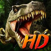 App Icon: Carnivores: Dinosaurierjäge HD