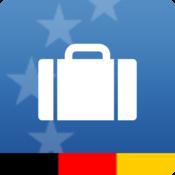 App Icon: Zoll und Reise