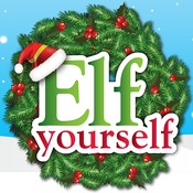App Icon: ElfYourself by Office Depot