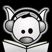 App Icon: MortPlayer Audio Books