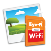 App Icon: Eye-Fi