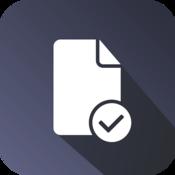 App Icon: Arbeitszeugnis.io