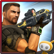 App Icon: FRONTLINE COMMANDO