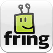 App Icon: fring Free Calls, Video & Text