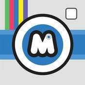 App Icon: Mega Photo: 800 kostenfreie Kameraeffekte in Echtzeit 3.2.1
