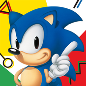 App Icon: Sonic The Hedgehog