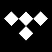 App Icon: TIDAL