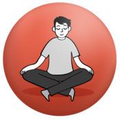 App Icon: Stop Breathe & Think: Meditate