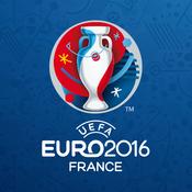 App Icon: Offizielle UEFA EURO 2016 App