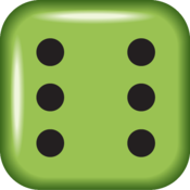 App Icon: Six Dice Yahtzee