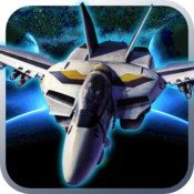 App Icon: Space Wars 3D