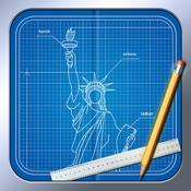 App Icon: Blueprint 3D 2.0