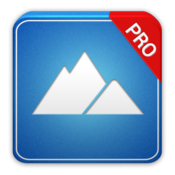 App Icon: Runtastic Altimeter PRO