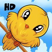 App Icon: Jump Birdy Jump HD 1.4