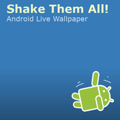 App Icon: Shake Them All! Live Wallpaper