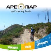 App Icon: Outdoor Navigation ape@map 2.7.0