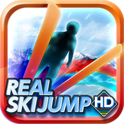 App Icon: Real Skijump HD 1.3.3