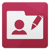 App Icon: Contact Editor Pro