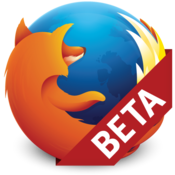 App Icon: Firefox für Android Beta