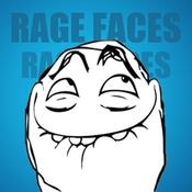 App Icon: SMS Rage Faces - 3000+ Faces and Memes 8.6