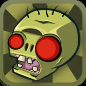 App Icon: Zombie-Dorf