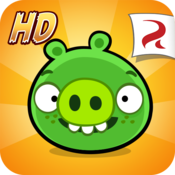 App Icon: Bad Piggies HD